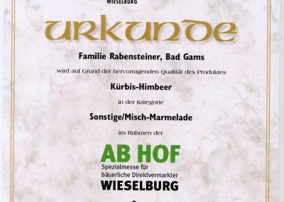 GoldenesStamperl-Kuerbis-Himbeer-Marmelade