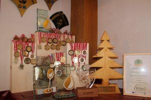 Essig Auszeichnungen Prämiert goldener Essig