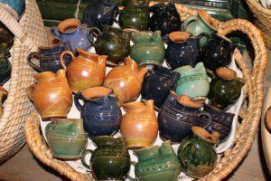 Bad Gamser Keramik, Löcker, Löcker-Welek, handgemachte keramik, Teller, gedrehte Teller, Handwerkskunst